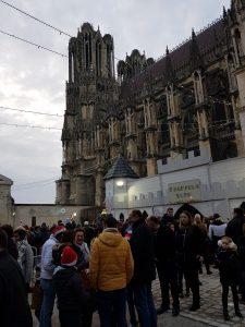 Marché de Noël de Reims 2019