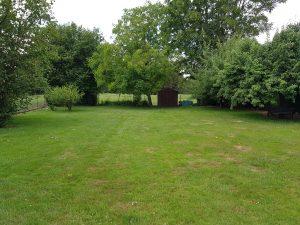 Côté pelouse