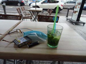 Dieppe, Café de Paris